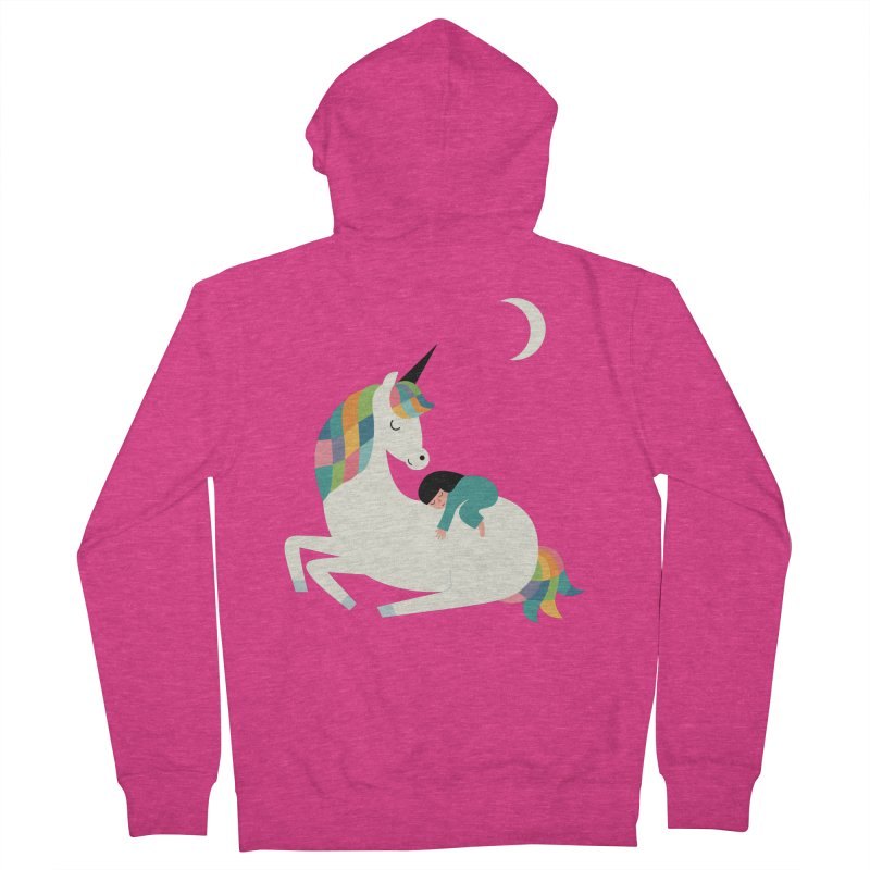 Me Time Women's French Terry Zip-Up Hoody by andywestface's Artist Shop