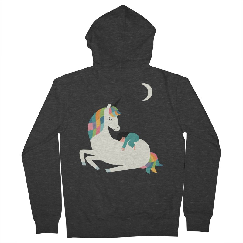 Me Time Men's French Terry Zip-Up Hoody by andywestface's Artist Shop