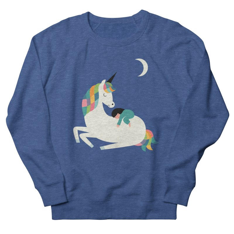 Me Time Men's French Terry Sweatshirt by andywestface's Artist Shop