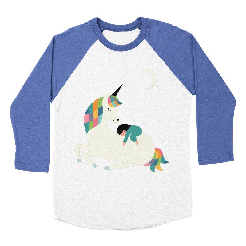 Me Time Men's Baseball Triblend Longsleeve T-Shirt by andywestface's Artist Shop