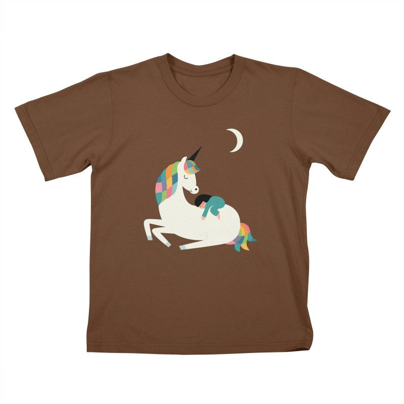Me Time Kids T-Shirt by andywestface's Artist Shop