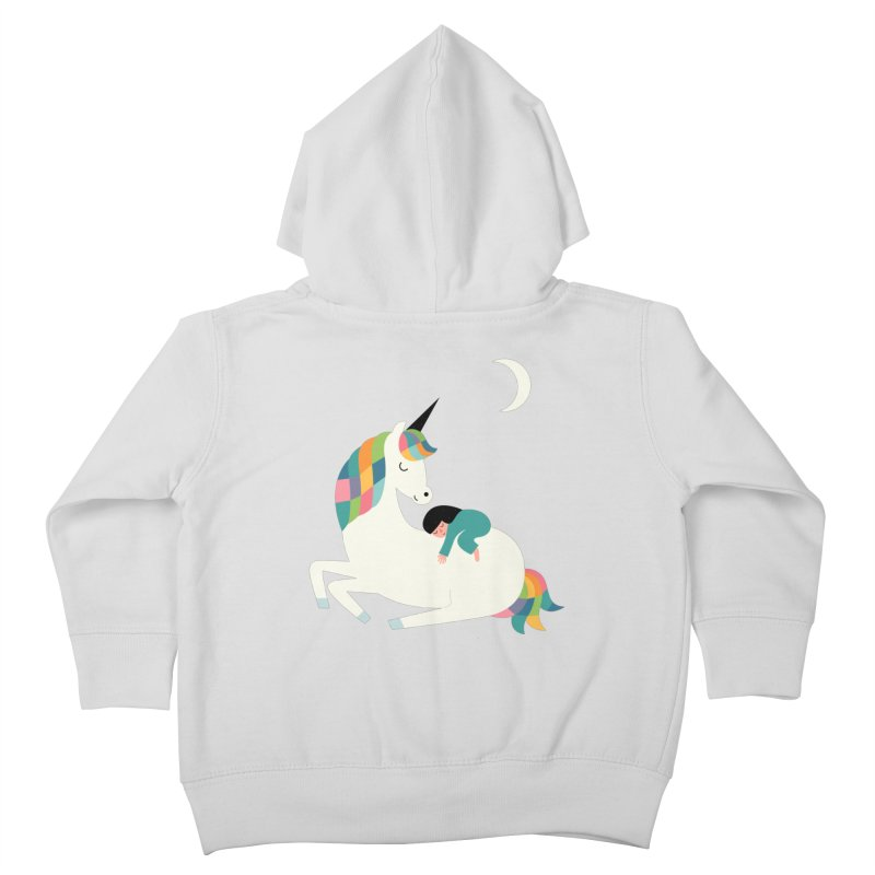 Me Time Kids Toddler Zip-Up Hoody by andywestface's Artist Shop