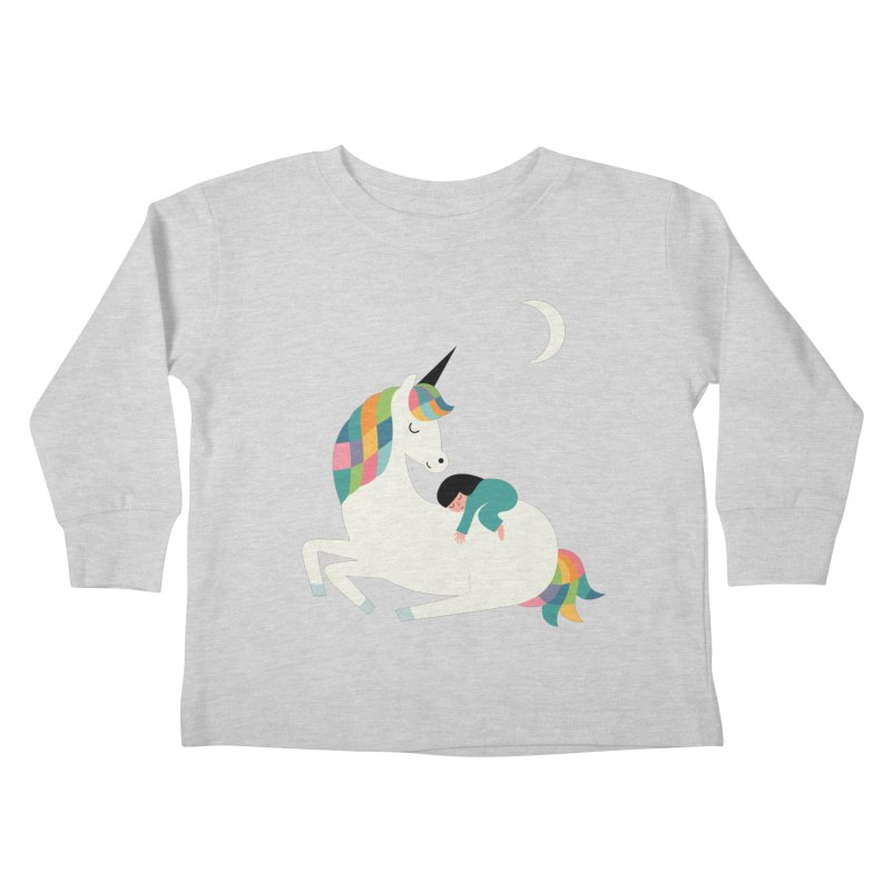 Me Time Kids Toddler Longsleeve T-Shirt by andywestface's Artist Shop