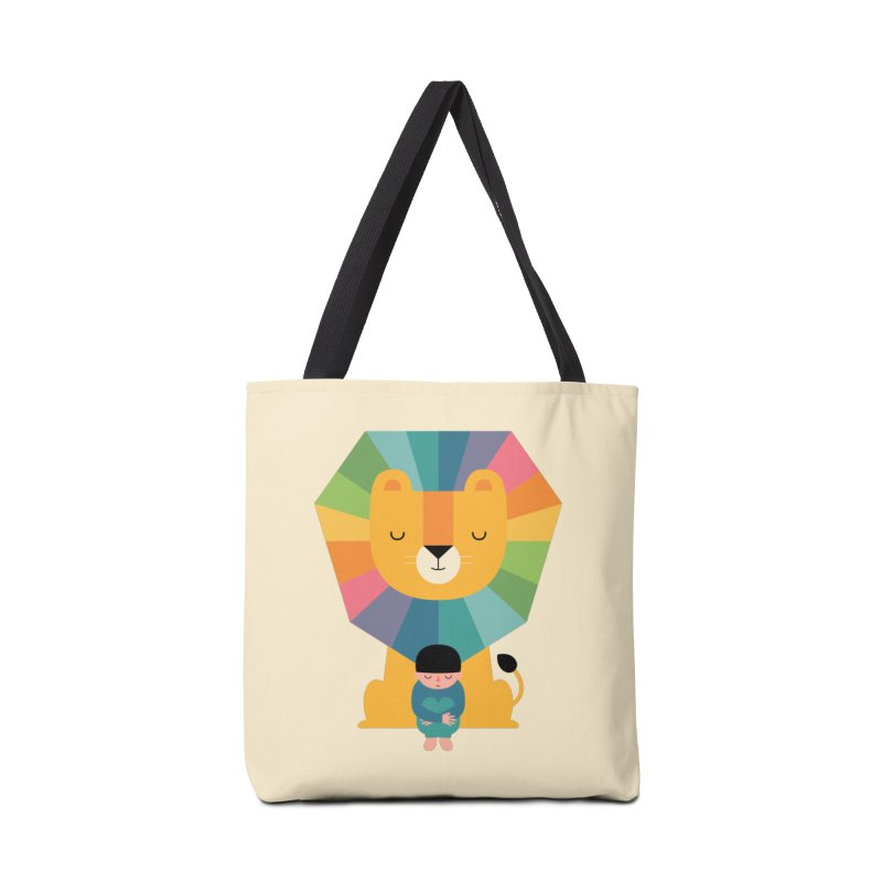 Courage Accessories Bag by andywestface's Artist Shop