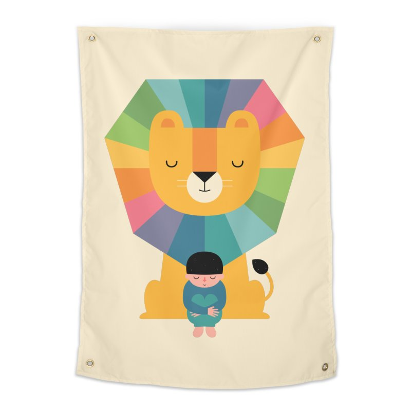 Courage Home Tapestry by andywestface's Artist Shop