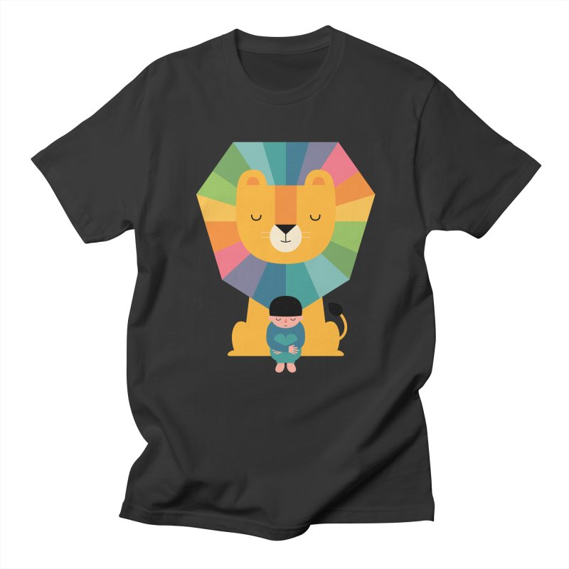 Courage Men's Regular T-Shirt by andywestface's Artist Shop