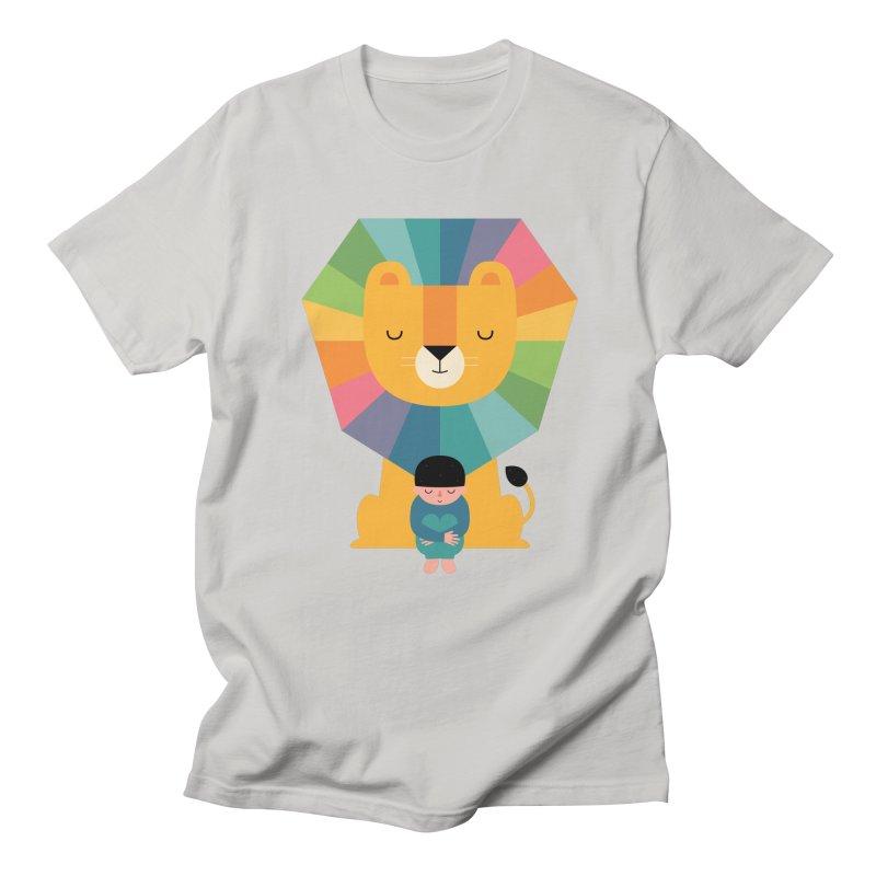 Courage Women's Regular Unisex T-Shirt by andywestface's Artist Shop
