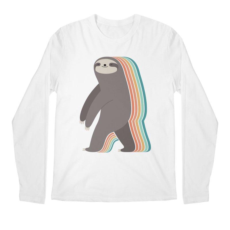 Sleepwalker Men's Longsleeve T-Shirt by andywestface's Artist Shop