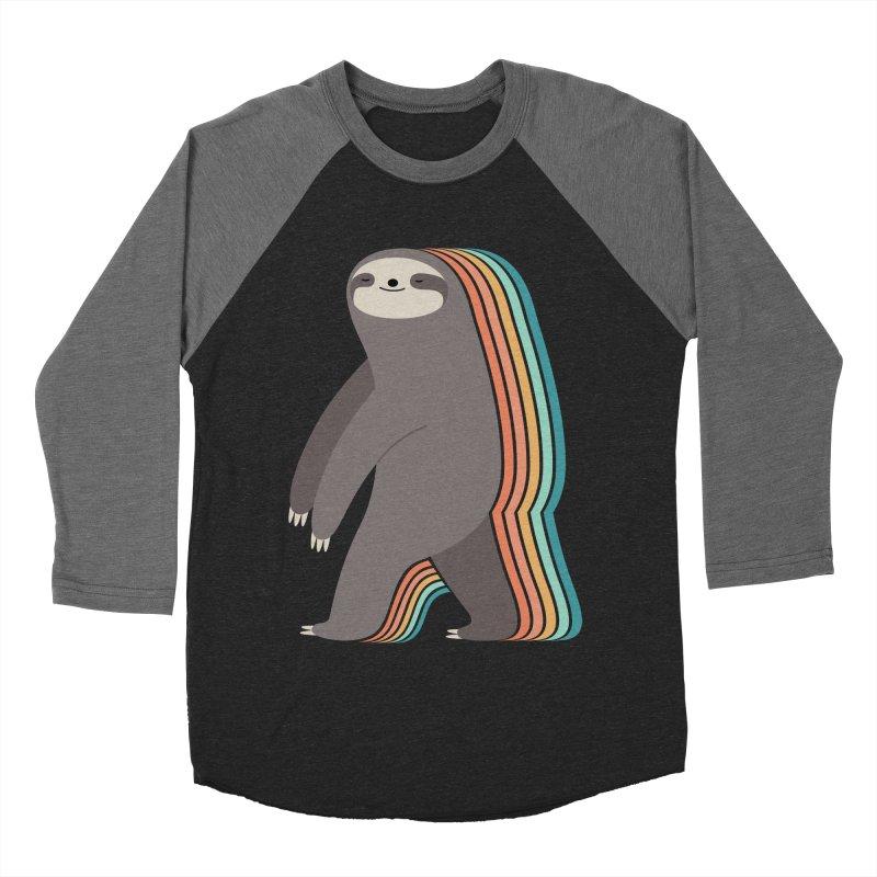 Sleepwalker Women's Baseball Triblend T-Shirt by andywestface's Artist Shop