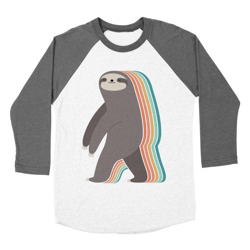 Sleepwalker Men's Baseball Triblend T-Shirt by andywestface's Artist Shop