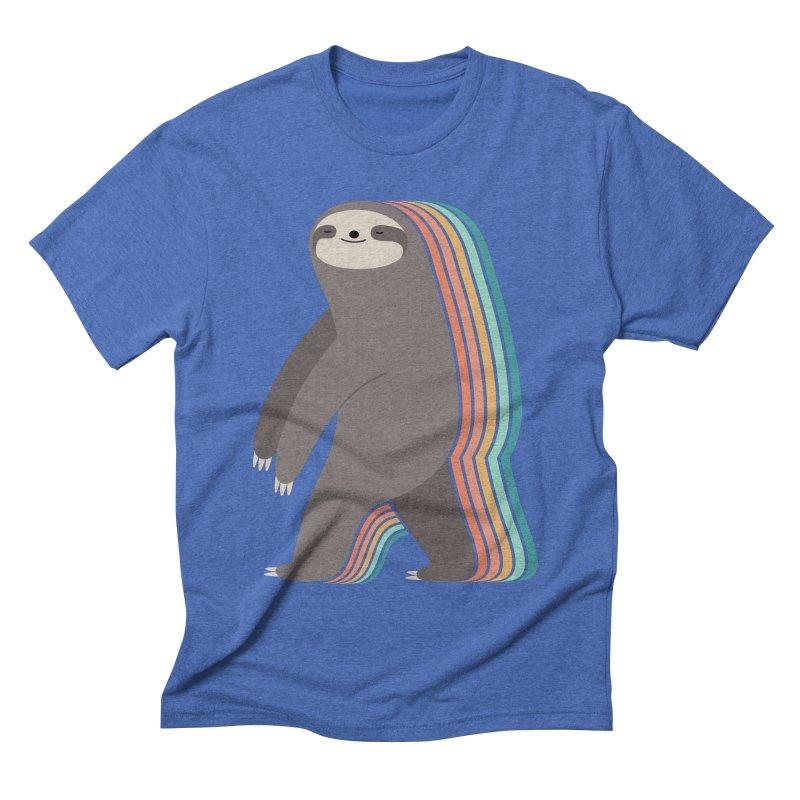 Sleepwalker Men's Triblend T-shirt by andywestface's Artist Shop