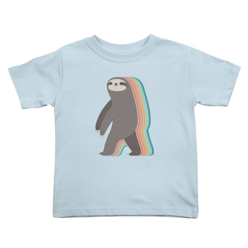 Sleepwalker Kids Toddler T-Shirt by andywestface's Artist Shop