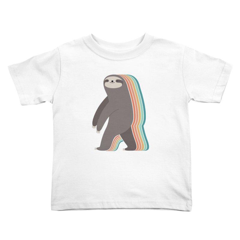 Sleepwalker Kids Toddler T-Shirt by andywestface's Artist Shop
