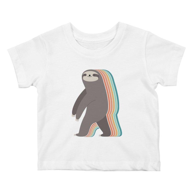 Sleepwalker Kids Baby T-Shirt by andywestface's Artist Shop