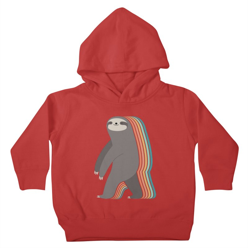 Sleepwalker Kids Toddler Pullover Hoody by andywestface's Artist Shop