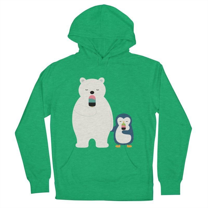 Stay Cool Women's Pullover Hoody by andywestface's Artist Shop