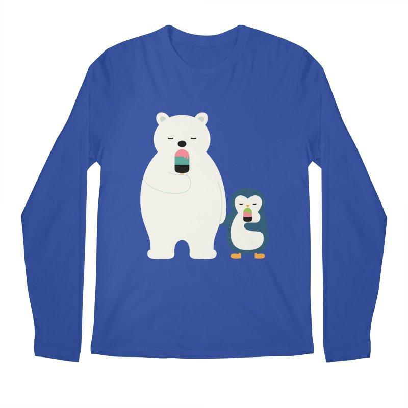 Stay Cool Men's Longsleeve T-Shirt by andywestface's Artist Shop