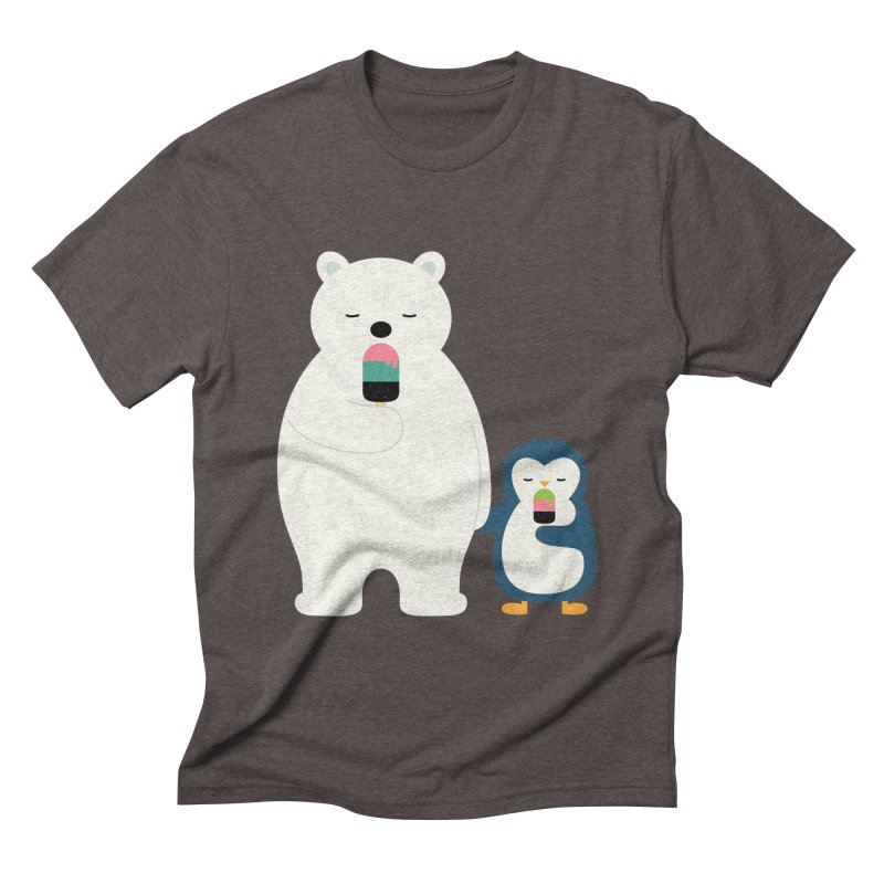 Stay Cool Men's Triblend T-shirt by andywestface's Artist Shop