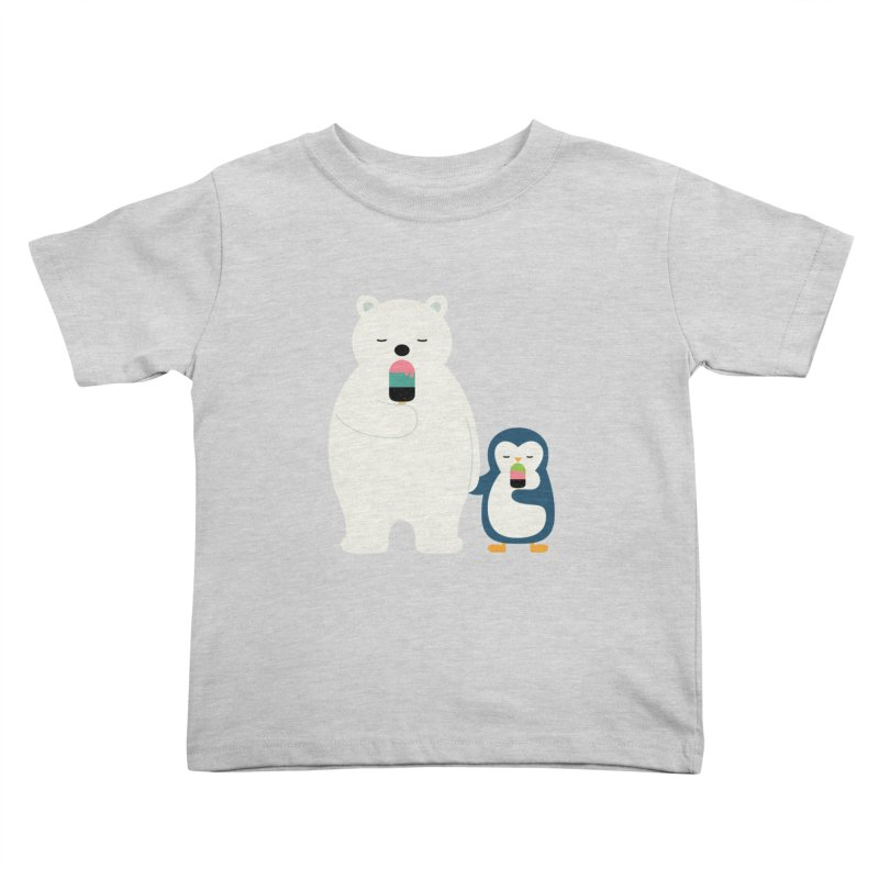 Stay Cool Kids Toddler T-Shirt by andywestface's Artist Shop
