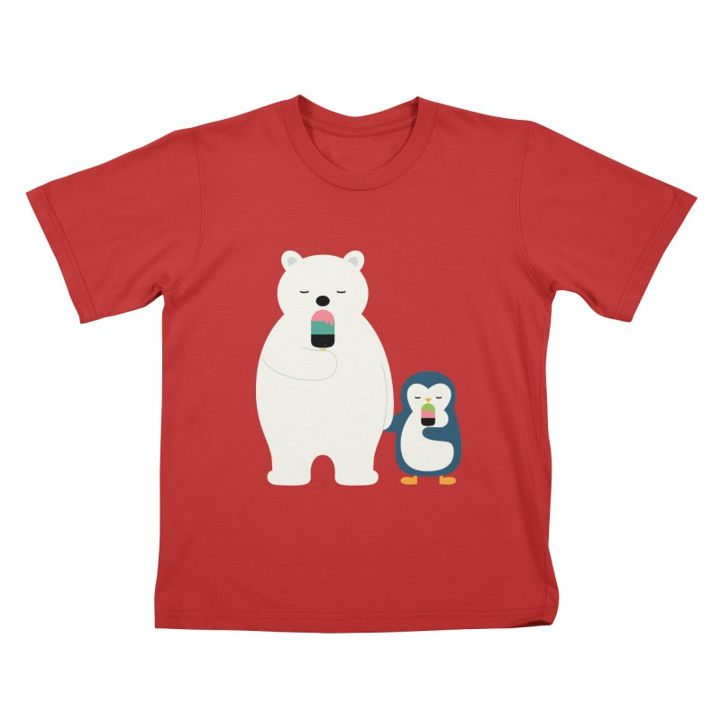 Stay Cool Kids T-Shirt by andywestface's Artist Shop