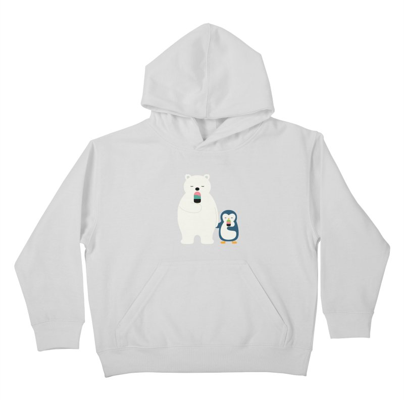 Stay Cool Kids Pullover Hoody by andywestface's Artist Shop