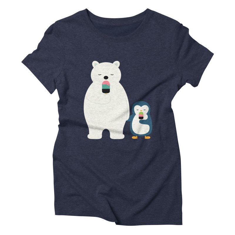 Stay Cool Women's Triblend T-Shirt by andywestface's Artist Shop