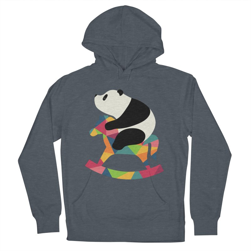 Rock On Men's Pullover Hoody by andywestface's Artist Shop