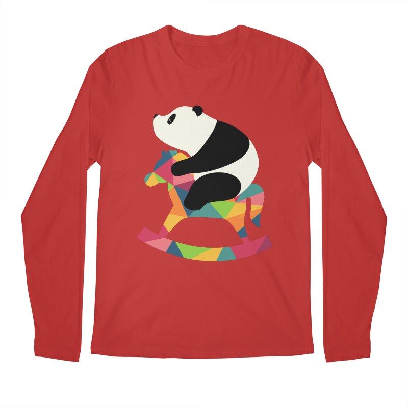 Rock On Men's Longsleeve T-Shirt by andywestface's Artist Shop