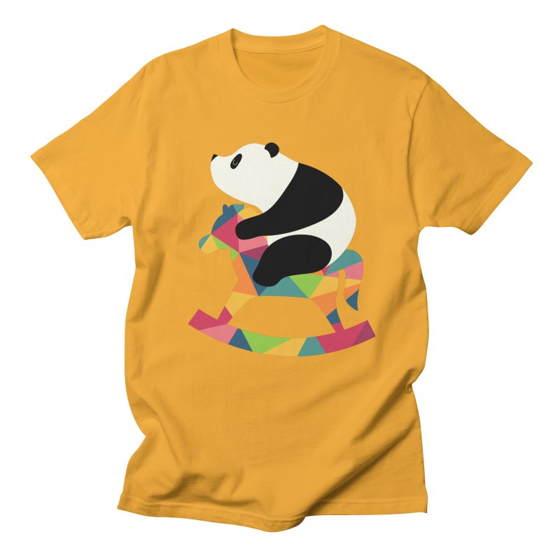 Rock On Women's Unisex T-Shirt by andywestface's Artist Shop