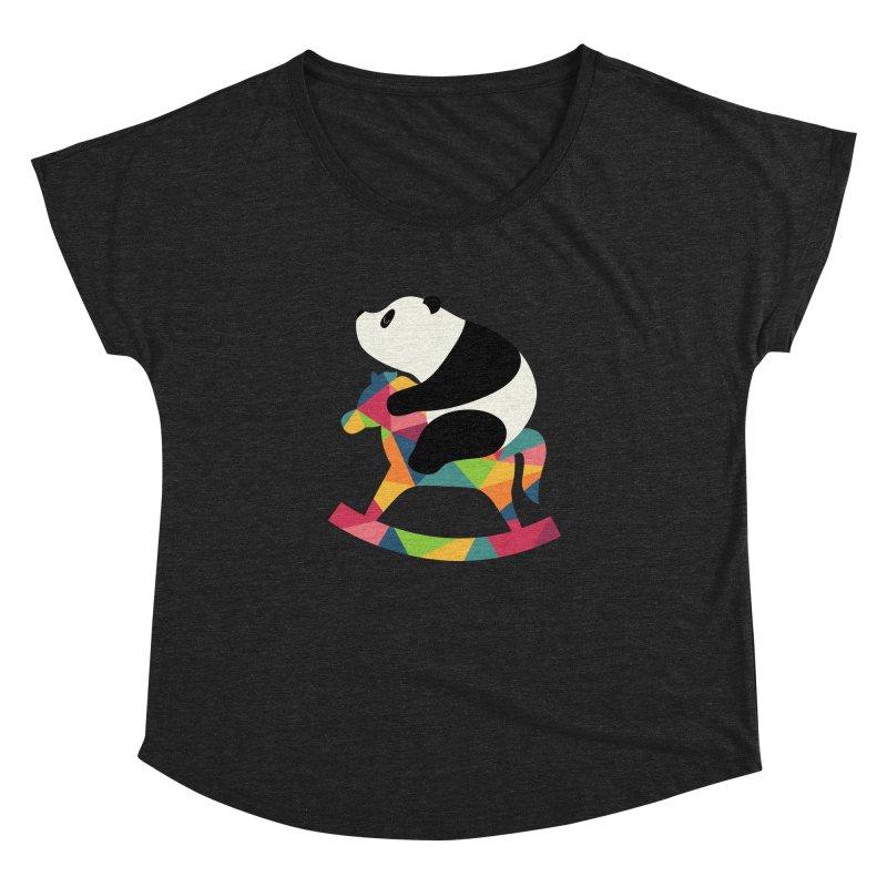 Rock On Women's Dolman by andywestface's Artist Shop