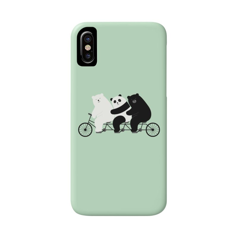 Family Time Accessories Phone Case by andywestface's Artist Shop