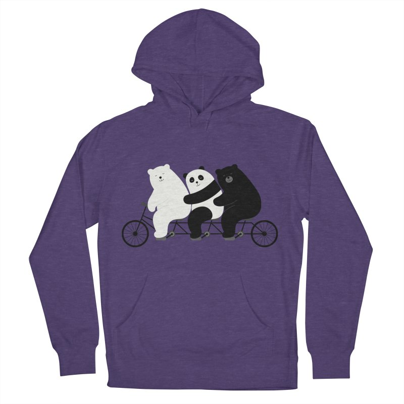 Family Time Men's Pullover Hoody by andywestface's Artist Shop
