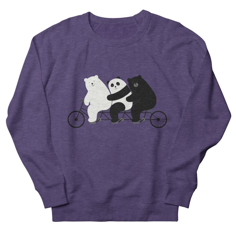 Family Time Men's Sweatshirt by andywestface's Artist Shop