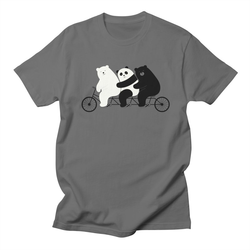 Family Time Men's T-Shirt by andywestface's Artist Shop