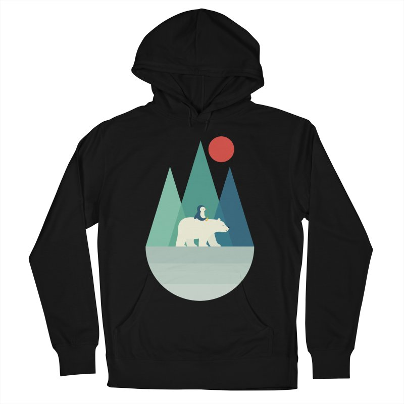 Bear You Women's Pullover Hoody by andywestface's Artist Shop