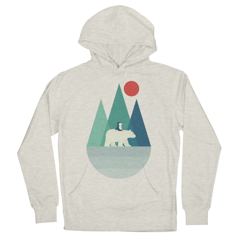Bear You Men's Pullover Hoody by andywestface's Artist Shop