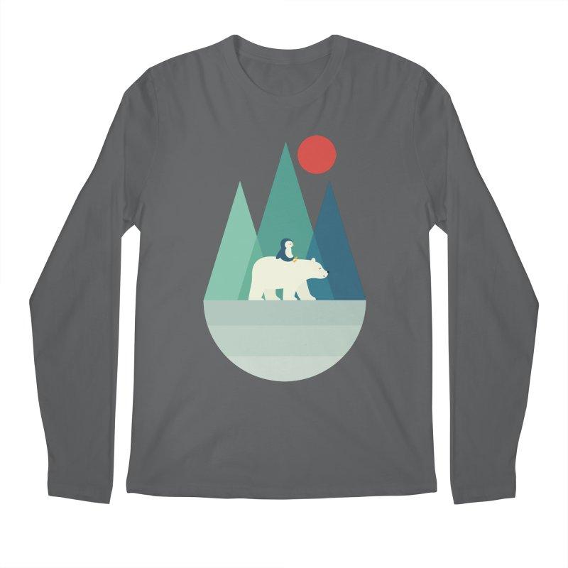 Bear You Men's Longsleeve T-Shirt by andywestface's Artist Shop