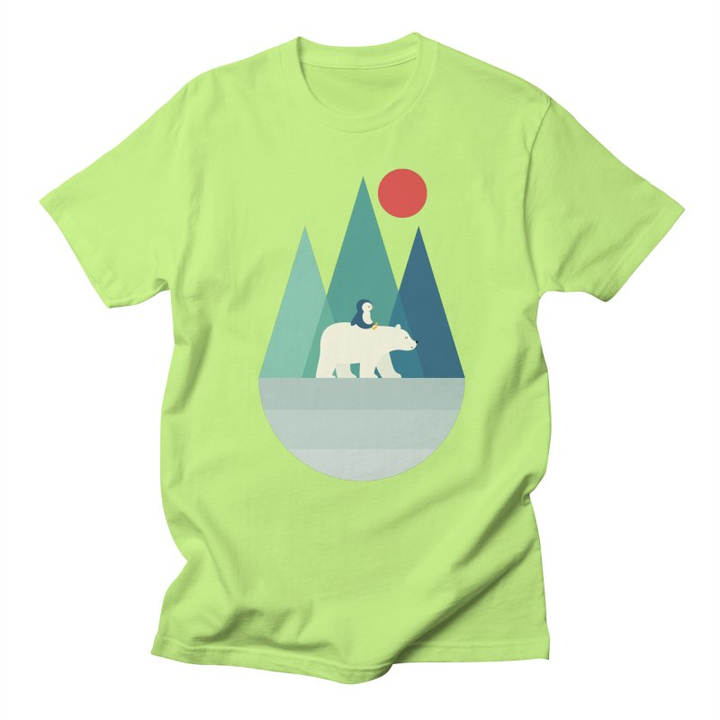 Bear You Men's T-shirt by andywestface's Artist Shop