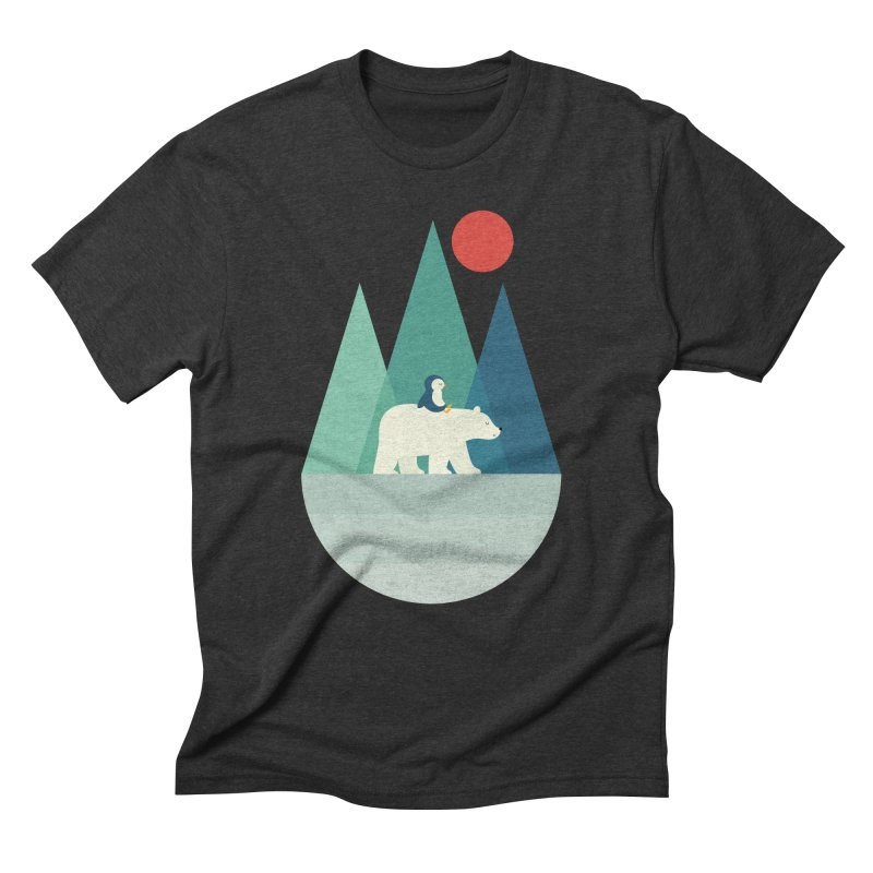 Bear You Men's Triblend T-Shirt by andywestface's Artist Shop