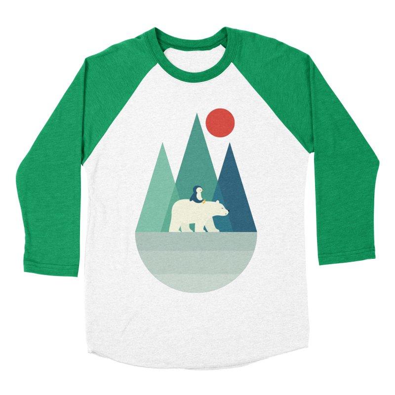 Bear You Men's Baseball Triblend T-Shirt by andywestface's Artist Shop