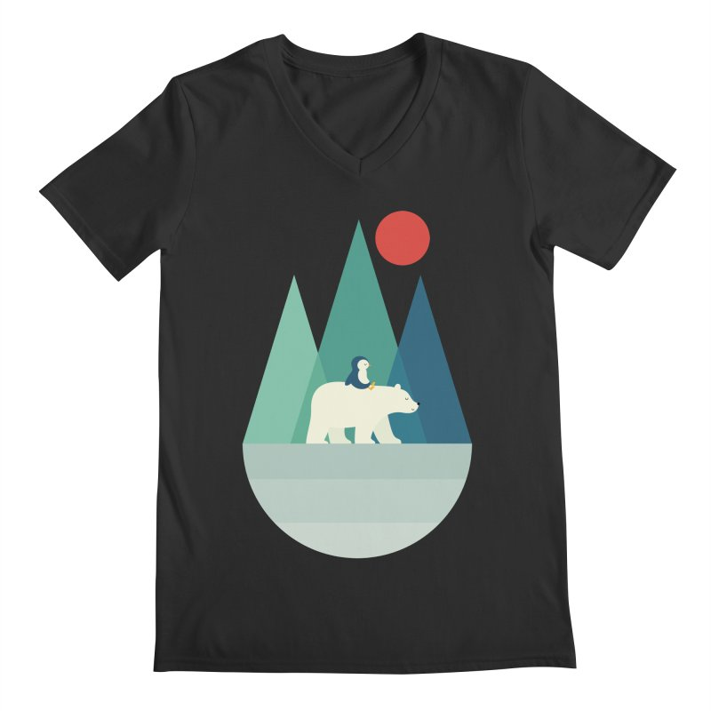 Bear You Men's V-Neck by andywestface's Artist Shop