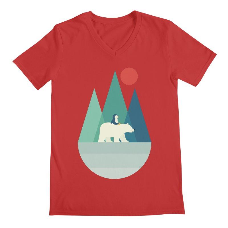Bear You Men's V-Neck by andywestface's Artist Shop
