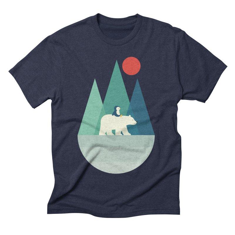 Bear You Men's Triblend T-shirt by andywestface's Artist Shop