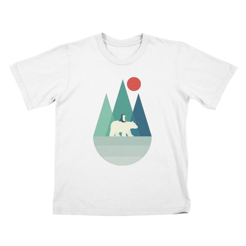 Bear You Kids T-Shirt by andywestface's Artist Shop