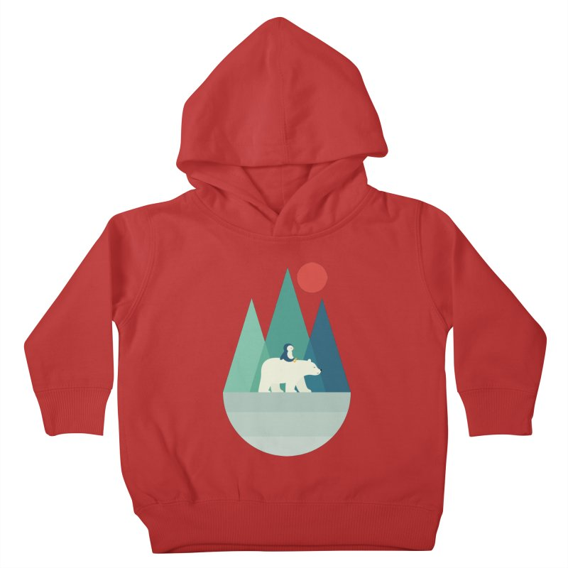 Bear You Kids Toddler Pullover Hoody by andywestface's Artist Shop