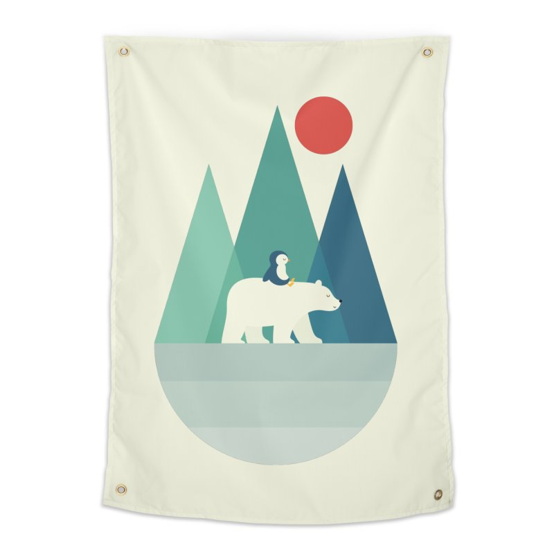 Bear You Home Tapestry by andywestface's Artist Shop