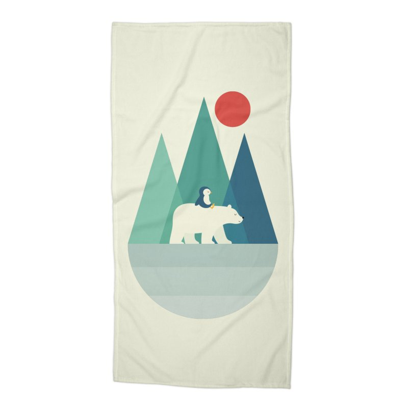 Bear You Accessories Beach Towel by andywestface's Artist Shop