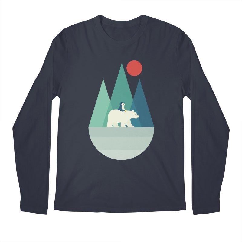 Bear You Men's Regular Longsleeve T-Shirt by andywestface's Artist Shop