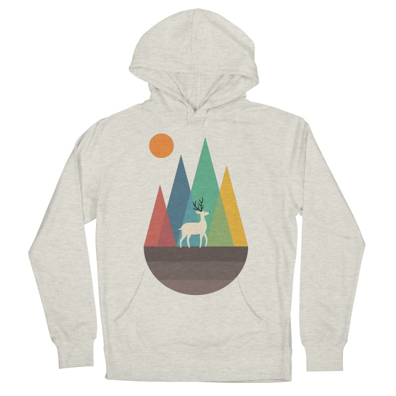 Step Of Autumn Men's Pullover Hoody by andywestface's Artist Shop