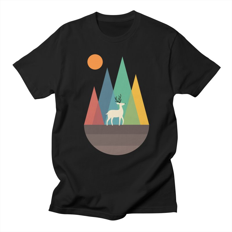 Step Of Autumn Men's T-Shirt by andywestface's Artist Shop